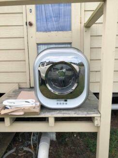 Caravan washing machine