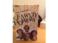 Full collection of Faulty Towers Videos ( VHS)