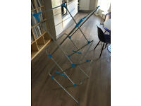 Indoor Airer, 15m drying space, silver