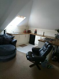 Conveniently situated modern unfurnished 2 bedroom Semi Detached House in Seaton