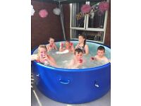 Hot tub hire winter offers!!!