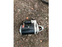 Ford 40 series starter motor - tractor
