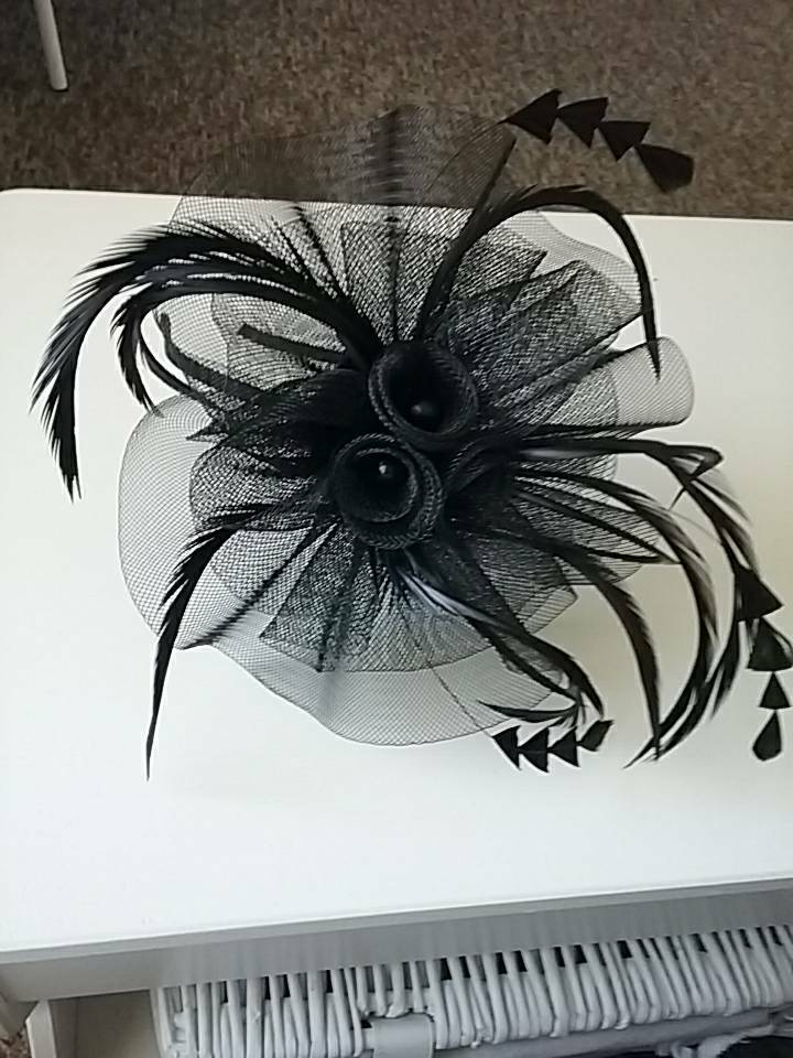 2f80a843 Fascinator | in Barry, Vale of Glamorgan | Gumtree