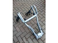 Thule Tow bar mounted 4 bike carrier