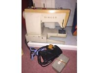 Singer 538 - Portable Electric Sewing Machine