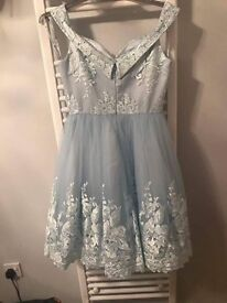 Blue Chi-chi London dress