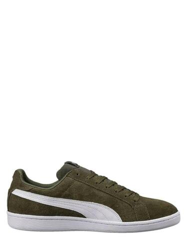 98c4f8da800 ≥ Tot -41 | Puma Shoes Leren sneakers Smash SD kaki 44 Heren ...