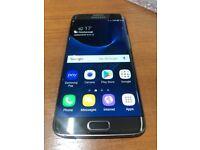 Samsung Galaxy S7 Edge 32GB SIM Free Unlocked Android Smartphone Gold Platinum