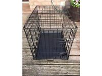 Small Dog or Puppy Cage/Crate