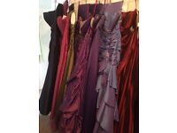 7 prom dresses (sold separately or available in job lot)