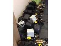 three phase cold pressure washer