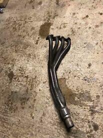 4:2:1 exhaust manifold for vw Corrado, golf