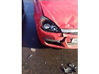 Vauxhall Astra 1.4 twin port flame red