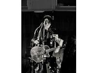 Singer/guitarist - gypsy punk/pirate punk/dark cabaret.ska/punk/steampunk seeks bandmates