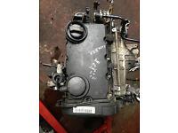 AUDI A4 2006 2.0 TDI MANUAL DIESEIL ENGINE (BRE) 040109