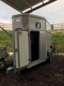 HB511 Ifor Williams Horse Trailer