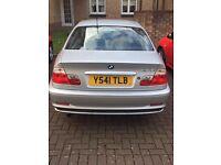2001 BMW 318 Ci auto for sale! *Low mileage!*