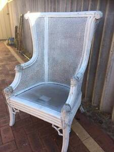 Cane Wicker Chair Parkwood Canning Area Preview