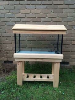 2 1/2ft Fish Tank with extras.  Mooroolbark Yarra Ranges Preview
