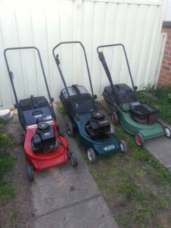 reconditioned lawnmowers Singleton Singleton Area Preview
