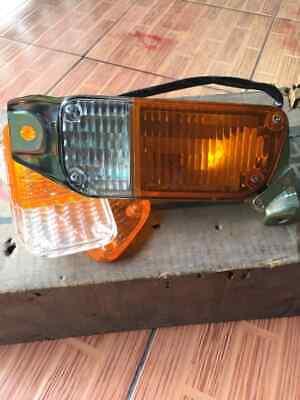 Corner Light Turn Signal ISUZU Trooper Holden jackaroo 1969-1987 After Market