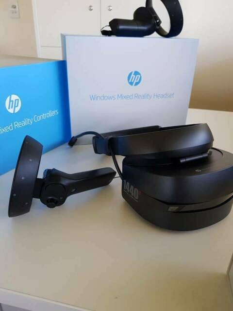 VR Headset - Windows Mixed Reality Headset with Controllers