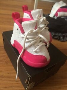 Brand new girls Jordan's 4C