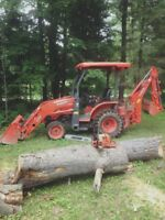 ((Free Quotes))Compact Tractor For Hire