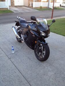CBR 500R Wynnum Brisbane South East Preview