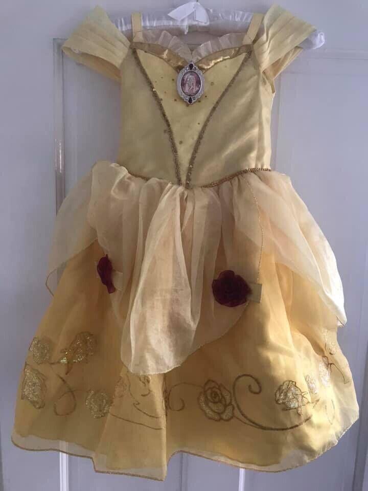 112e458d5 Authentic Disney Store Princess Dresses age 3   in Romford, London ...