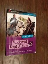 National English Skills 8 Workbook Bundoora Banyule Area Preview
