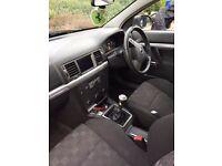 Vauxhall vectra sri 55 top of the range sat nav