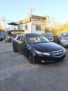 2008 Acura TL PRE-OWNED CERTIFIED FULLY LOADED REAR CAM NAVI++