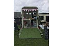Catering trailer. Cheval Liberte catering trailer for sale