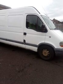 renault master lwb bargaine price today