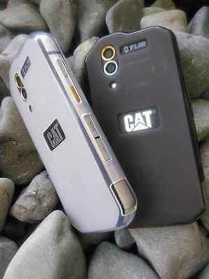 CATERPILLAR S60 CAT S60 CASE TRANSPARENT