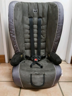 Baby car seat 'cargo' brand - fully adjustable for all ages