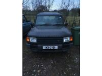 Land Rover Discovery 2.5ltr Diesel RUNS&RIDES PERFECT. SWAPS/OFFERS