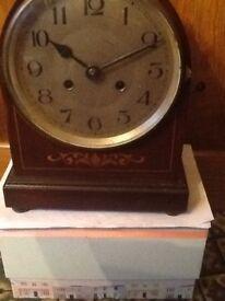 Clock inlaid lancet