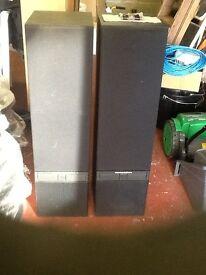 Speakers 2 mordant short ms40