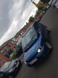 Fiat Multipla 6 Seater 1,9 Diesel £350 or swap