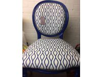 Revamped Salon style chair for sale