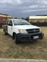 2007 Toyota Hilux Ute South Morang Whittlesea Area Preview