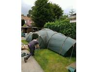 REDUCED**** 9 Man tent £60