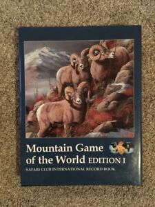 Mountain Game of the World, Edition 1