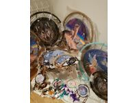 Job Lot of Wiccan, Esoteric, Fairy, Angels, Dreamcatchers and other products