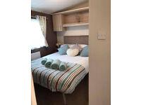 tattershall lakes brand new 4 bedroom caravan ,8/10 birth deluxe caravan ,large hot tub, veranda.