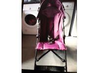 Red kite push me 2u stroller/ pushchair/ buggy/ pram