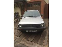 Classic Volkswagen Polo Coupe
