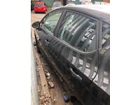 2008 - 2012 MK4 SEAT IBIZA 5 DOOR LW7Z GREY PASSENGER SIDE REAR DOOR N/S/R